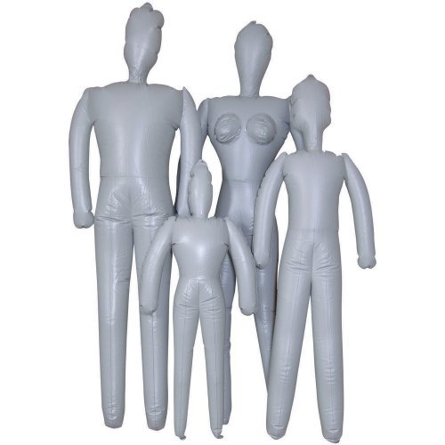 ADULT INFLATABLE MALE MANNEQUIN