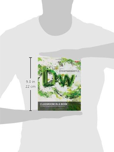 Adobe Dreamweaver CC Classroom in a Book