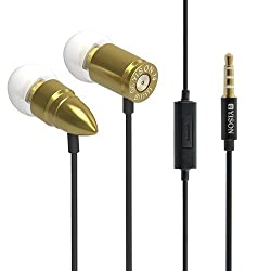 Yison EX780G Golden Earphone with Mic