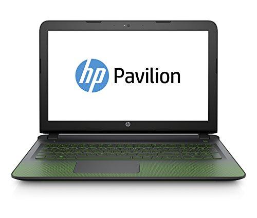 "HP Pavilion Gaming 15-ak002nl Notebook, Intel Skylake i7-6700HQ, RAM 8 GB, HDD 1 TB, Scheda Video NVIDIA GeForce GTX 950M con 4 GB di RAM dedicati, Display 15.6"""