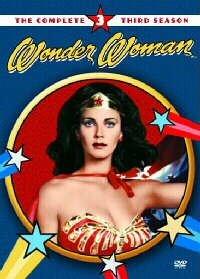 Wonder Woman - Season 3 [DVD]