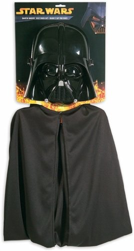 Star Wars Darth Vader Child's Mask & Cape