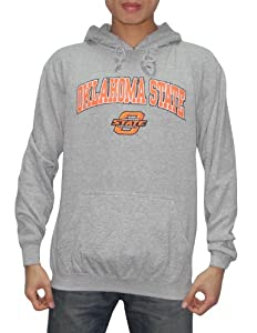 NCAA Oklahoma State Cowboys Mens Warm Athletic Pullover Hoodie by NCAA