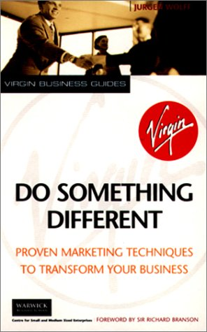 Libro Do Something Different: Proven Marketing Techniques ...