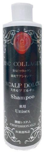 HSCコラーゲン 薬用シャンプー スカルプドルチェ (医薬部外品)