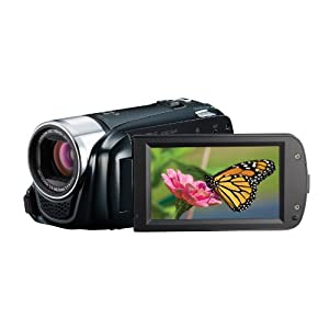 Canon VIXIA HF R21 Full HD Camcorder with 32GB Internal Flash Memory