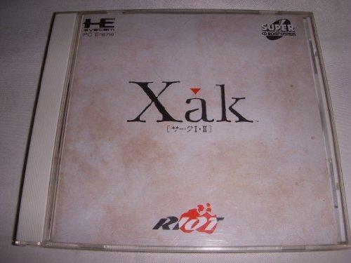 xak-i-ii-japan-import-by-nippon-telenet