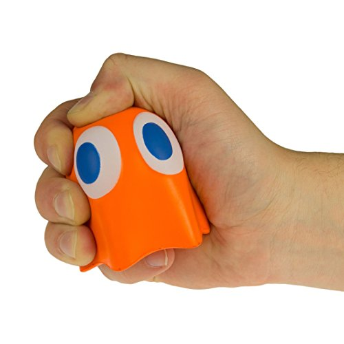 Paladone Pac-Man Ghost Stress Ball (Colors Vary)