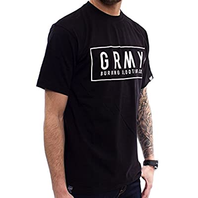 Grimey T-Shirt Beheading GRMY Tee Black