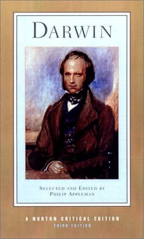 Darwin (Norton Critical Editions) (3rd Edition)