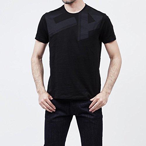 (エンポリオアルマーニ) EMPORIO ARMANI クルーネックTシャツ NERO [並行輸入品]