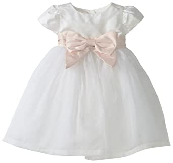 Biscotti Baby-Girls Infant Fairest Of All Ballerina Dress, White, 24 Months