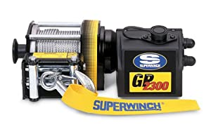 Superwinch 1323200 GP2300 General Purpose Series Master Winch