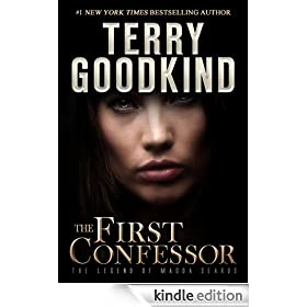 The First Confessor (The Legend of Magda Searus Book 1)