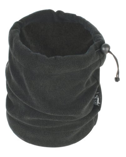 Jack Pyke Fleece Neck Gaiter - Black