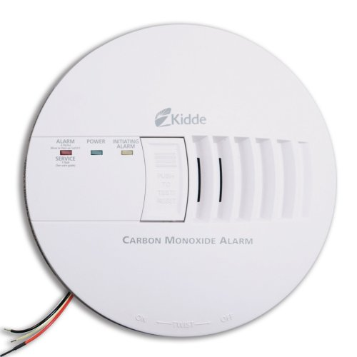 Kidde KN-COB-IC Hardwire Carbon Monoxide Alarm with Battery Backup, Interconnectable photo