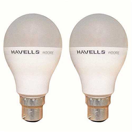 Havells-Adore-10W-B22-LED-Bulb-(Cool-Day-Light,-Pack-Of-2)