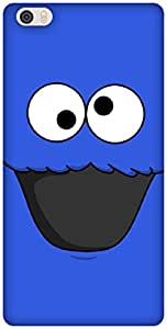 The Racoon Lean Cookie Monster hard plastic printed back case / cover for Xiaomi Mi Note