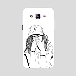 Back cover for Samsung Galaxy J3 Sketch