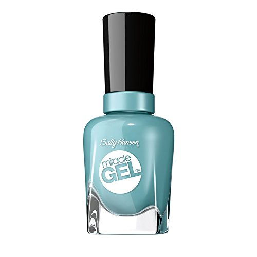 Sally Hansen Miracle Gel Nail Color, Grey Matters, 0.5 Ounce