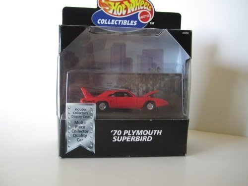 "Hot Wheels ""Cool Collectibles"" Limited Numbered Edition 1970 Plymouth Superbird"