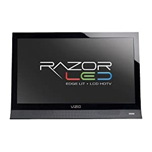 VIZIO E190VA 19-Inch Class Edge Lit Razor LED LCD HDTV
