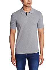 XESSENTIA Men's Basic Polo Tee In Regular Fit