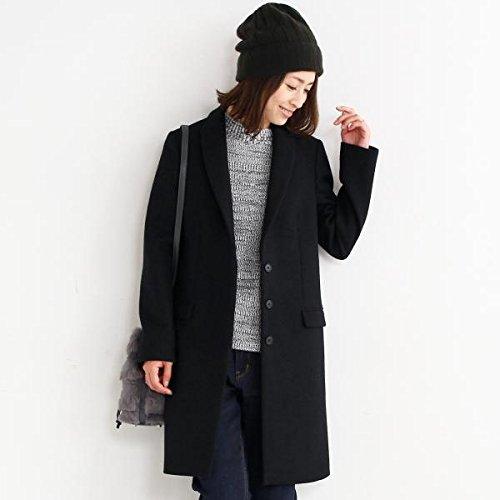 ビューティ&ユース(レディース)(BEAUTY&YOUTH) BY ダブルメルトンチェスターコート : 服&ファッション小物通販 | Amazon.co.jp