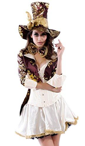 Lukis Set Princess Retro Prinzesin Kostüm Kleid Halloween Karneval Motto Party
