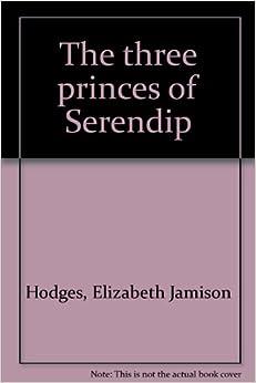 the three princes of serendip pdf