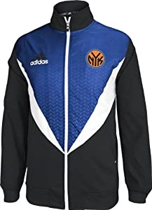 New York Knicks Adidas 2013 NBA Resonate Performance Jacket by adidas