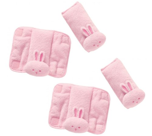 Pink Stuffed Animal front-1076625