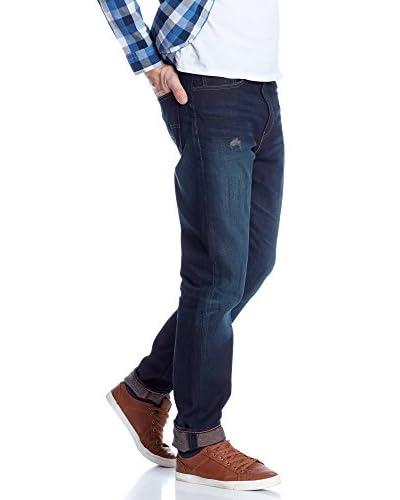 Levi's Vaquero 522 Taper Slim Azul