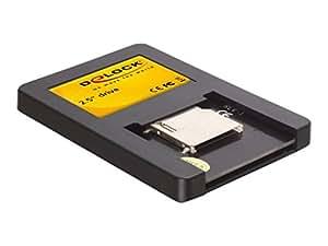 DeLock 21/2 Speicherkartenleser S - ATA für SD / SDHC