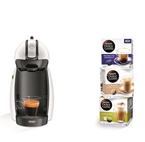 Dolce Gusto Maschine für Kaffee klein Bianco