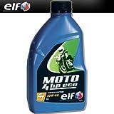 エルフ MOTO4 HP ECO エンジンオイル 10W40 1L 60512700