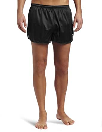 TYR Sport Men's Swim Short/Resistance Short Swim Suit,Black,XS