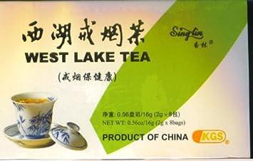 Отзывы West Lake Stop Smoking Tea (2g X 8 Bags).
