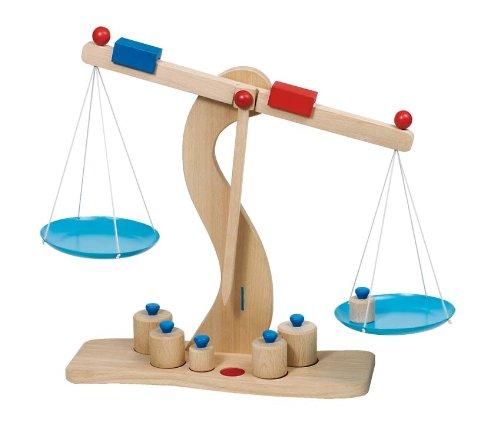 Goki 51856 - Balanza en madera [Importado de Alemania]