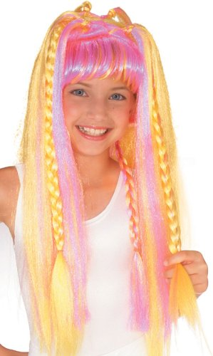 Rubie's Costume Co Funky Diva Wig Costume