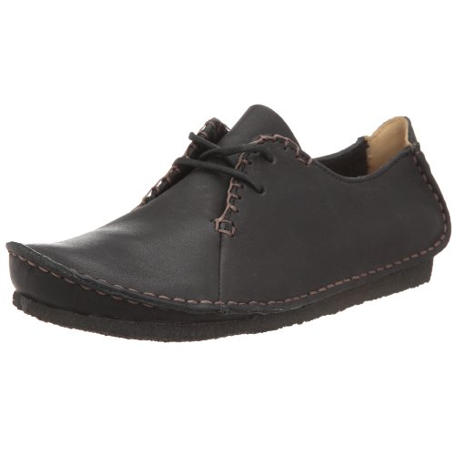 clarks-faraway-field-damen-brogue-schnurhalbschuhe-schwarz-black-leather-375-eu-45-damen-uk