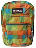 Trans Jansport Supermax Checkered Backpack