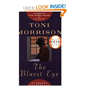 Amazon.com: The Bluest Eye (Oprah's Book Club) (9780452282193 ...