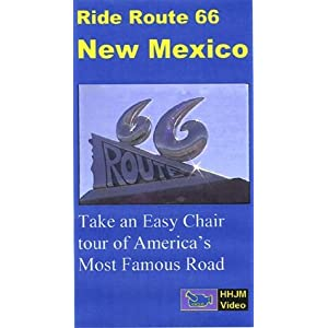 Riding Route 66 - New Mexico movie