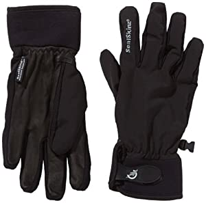 SealSkinz Men's All Season Gloves - Black, Small
