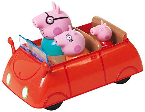 Giochi Preziosi - Peppa Pig, Macchina Spingi e Vai