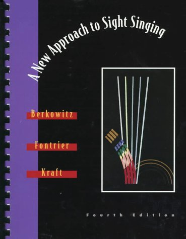 A New Approach to Sight Singing (Fourth Edition)