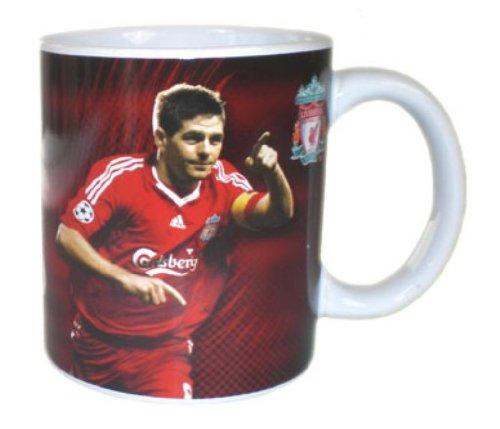 Liverpool Fc Gerrard Boxed Mug