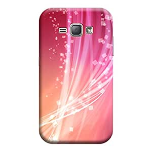 iCover Premium Printed Mobile Back Case Cover With Full protection For Samsung J1 2016 (Designer Case)