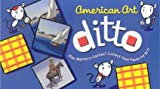 American Ditto Art Card Game